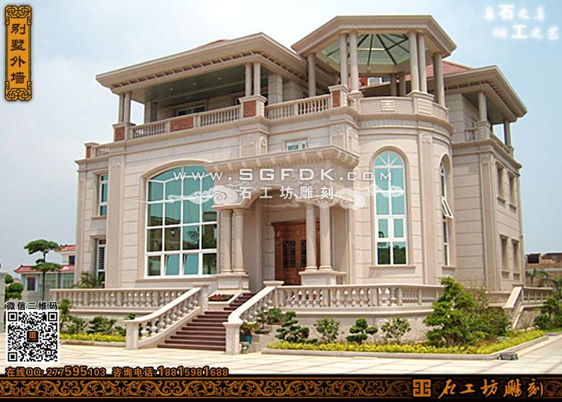 深圳别墅设计施工案例